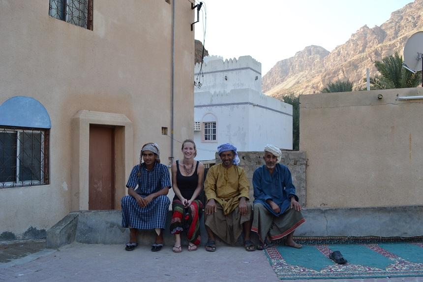 bevolking van Oman