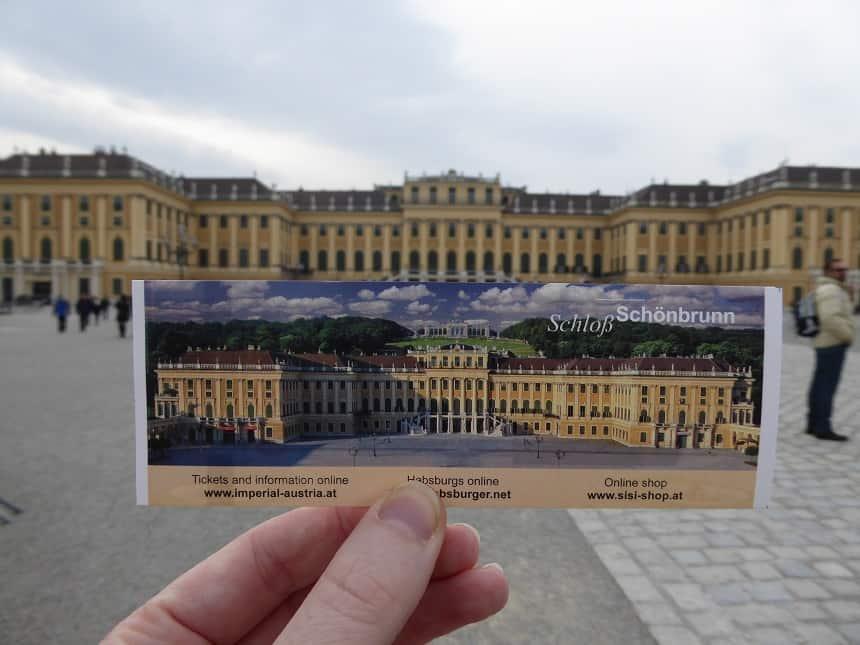 Het paleis van Sissi is een absolute must-see
