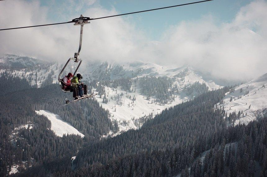 Skijuwel Oostenrijk