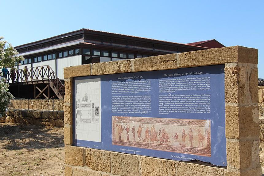Huis Dionysos Pafos