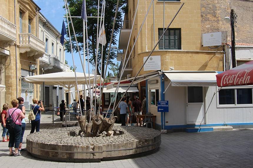 Nicosia: verdeelde hoofdstad