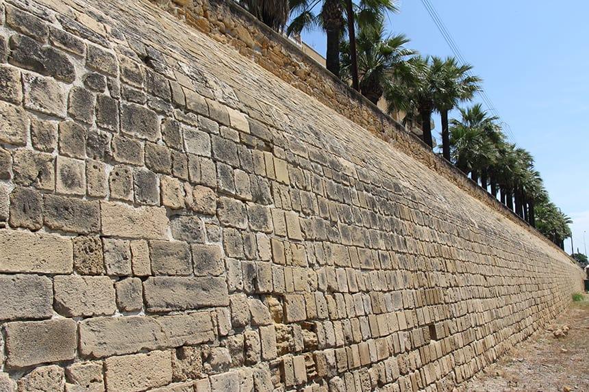 oude vestingmuur Lefkosia (Nicosia)