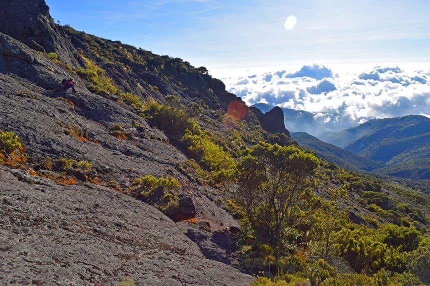 Chirripo hoogste berg