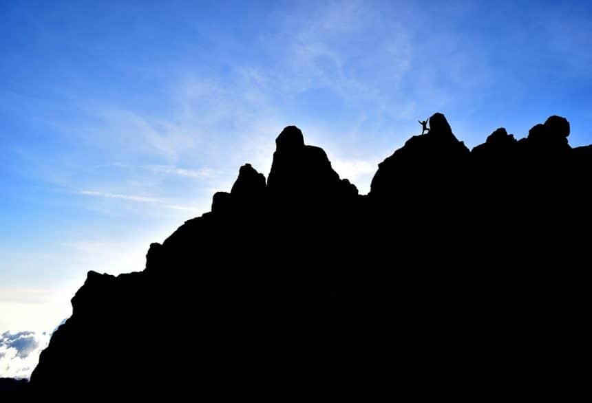 Cerro Chirripó Crestones