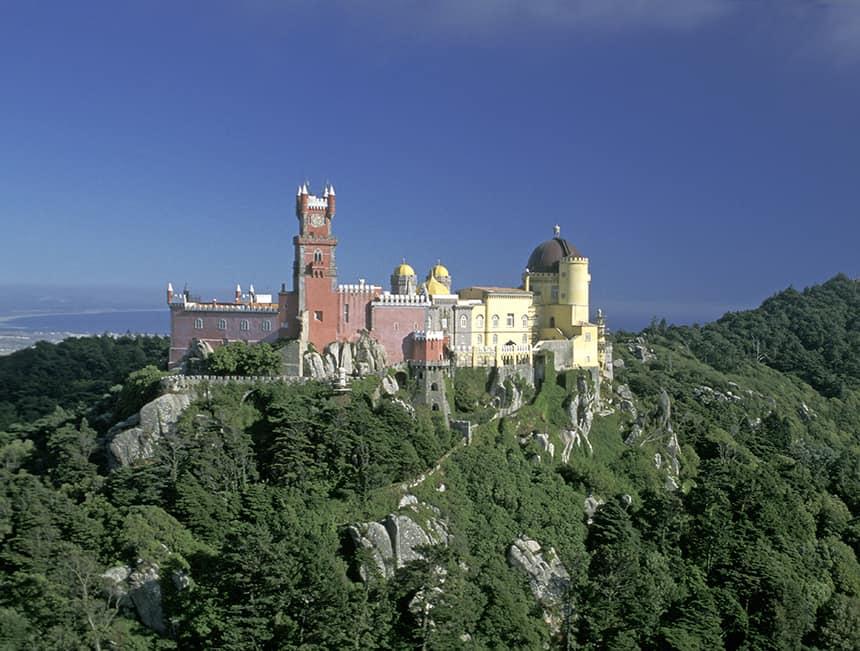 De mooiste paleisjes van Sintra