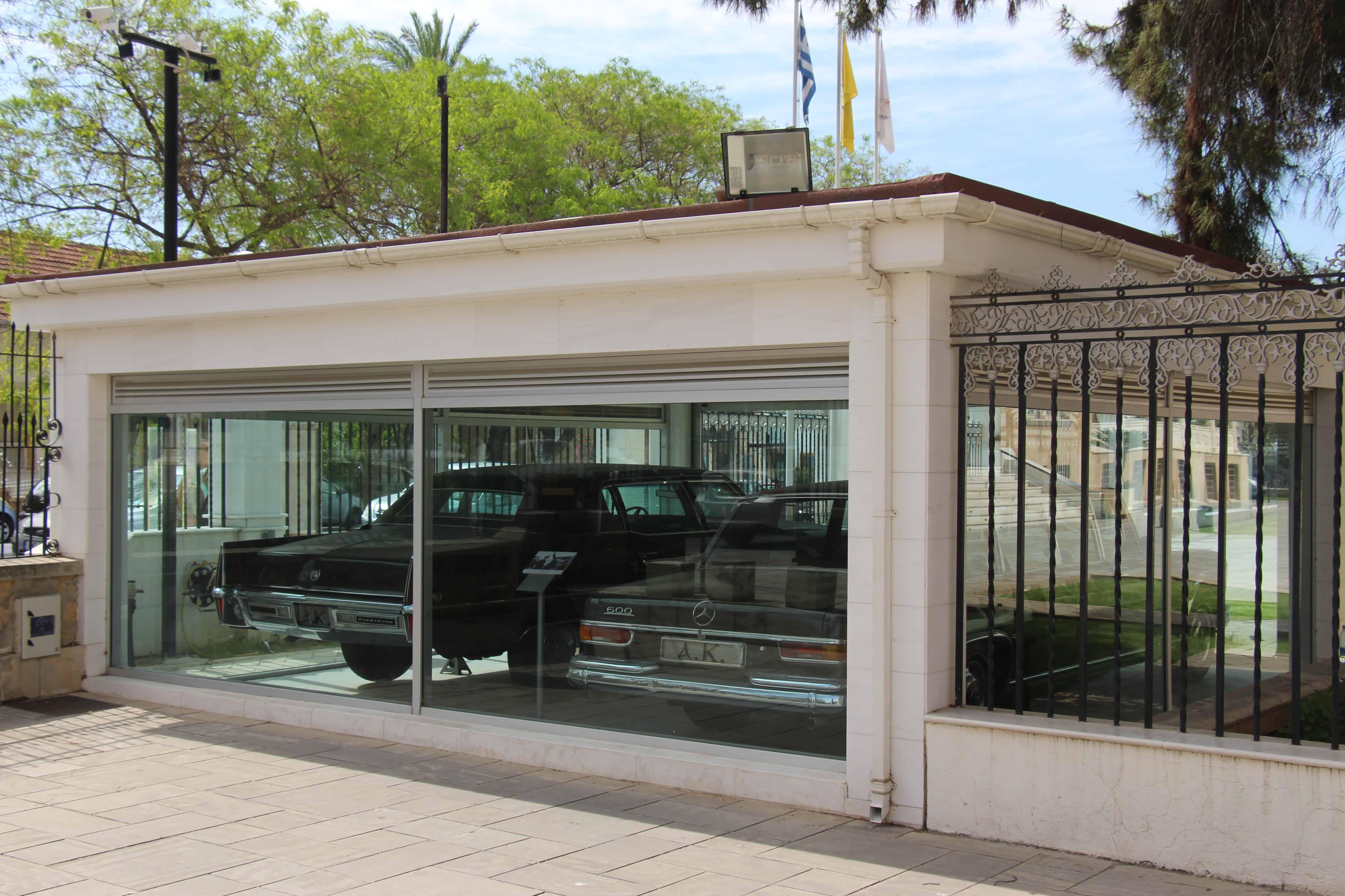 Klassieke auto's Cyprus