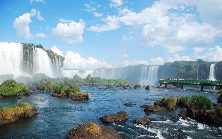 Brazilie Foz-do-Iguaçú