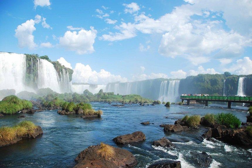 Brazilie Foz-do-Iguaçú
