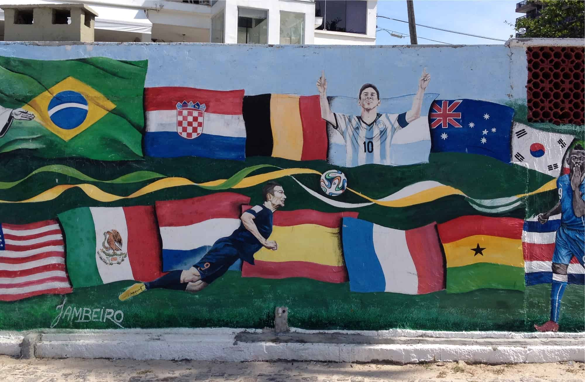 Brazilie Olympische spelen