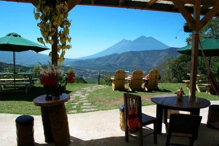 Earth Lodge Guatemala