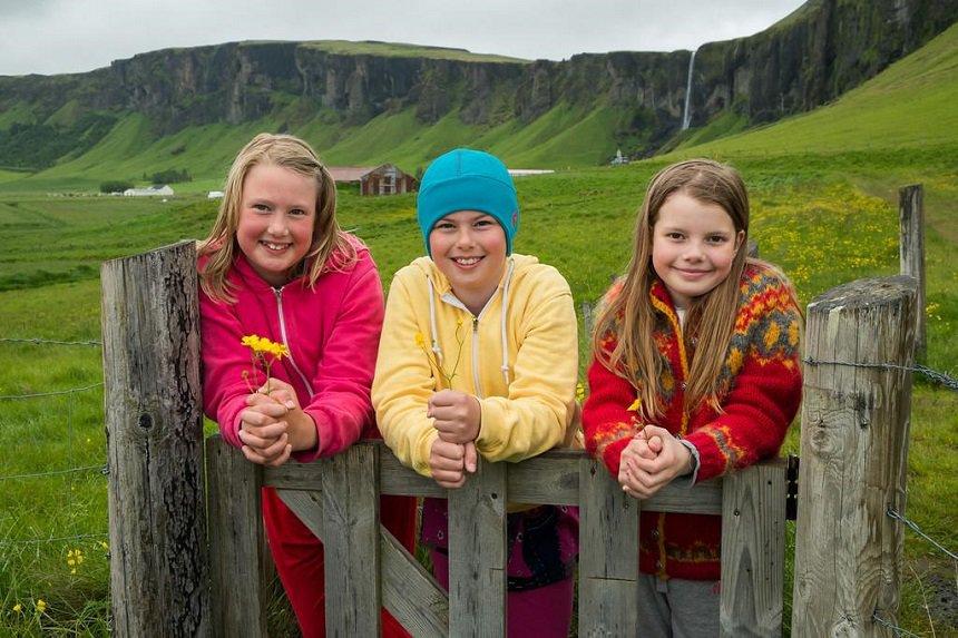 IJsland mensen