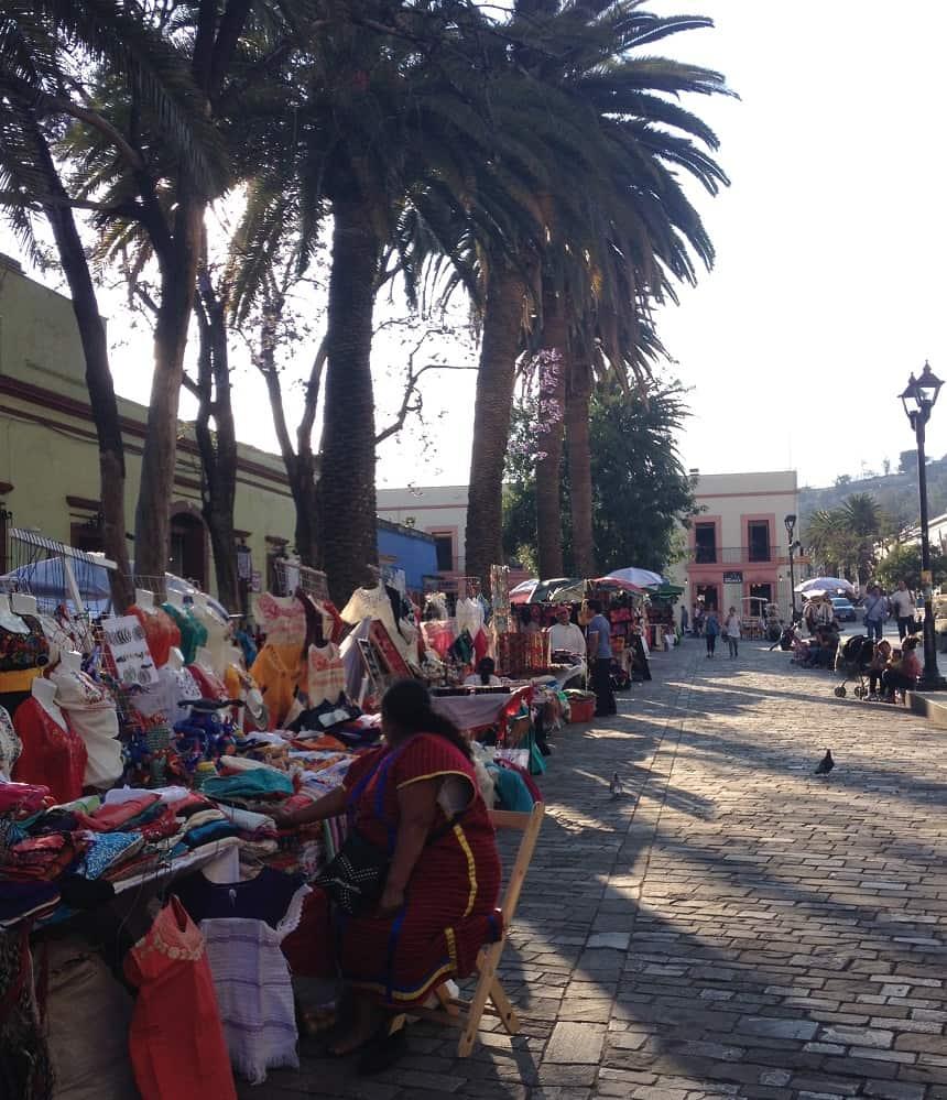 Oaxaca markten