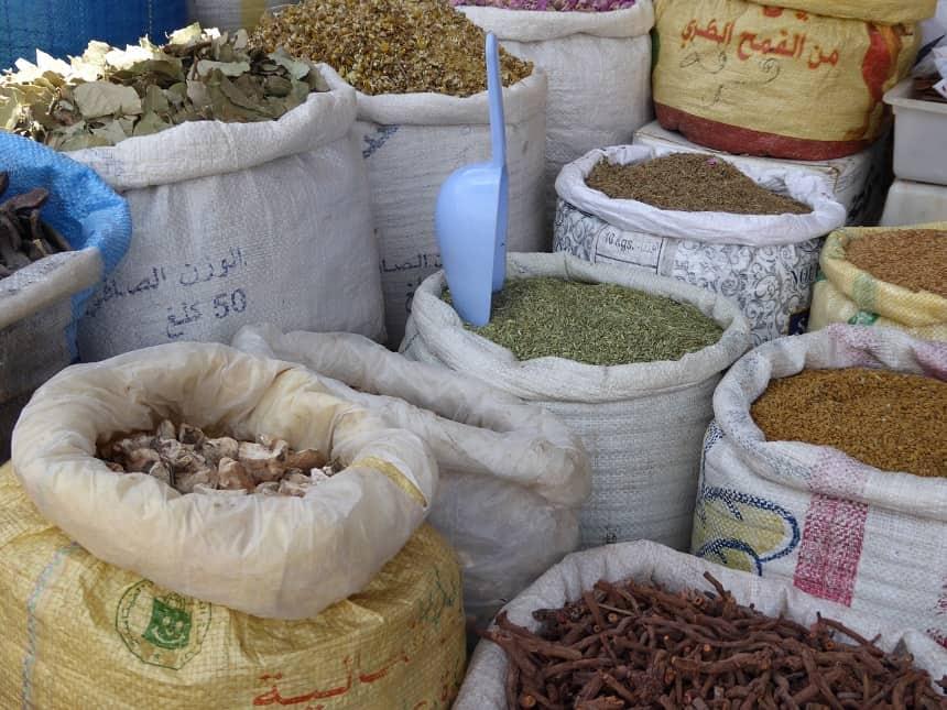 kruidensouk Marrakesh
