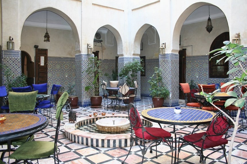 Riad in Marrakech
