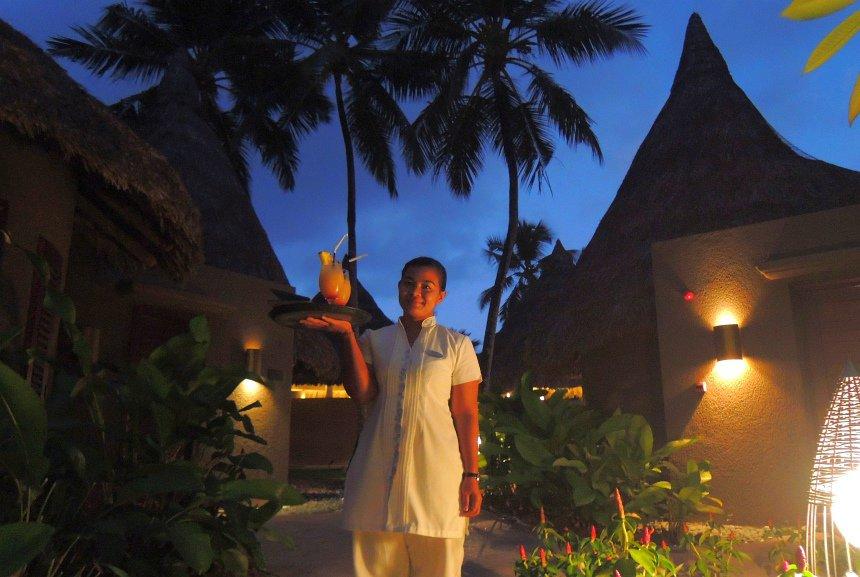 De spa van Constance Ephelia Resort & Spa op het eiland Mahe.