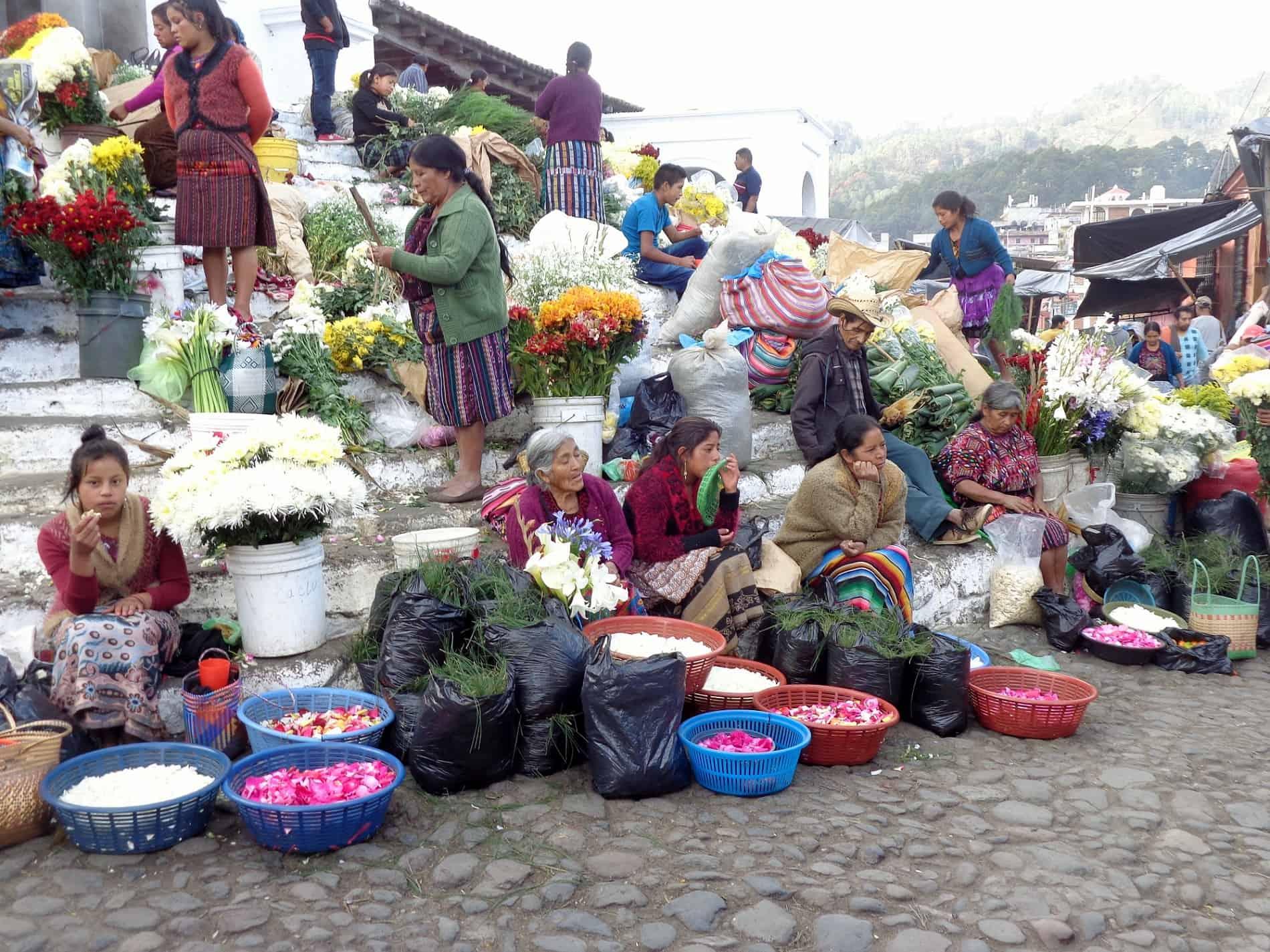 markt chichicastenango