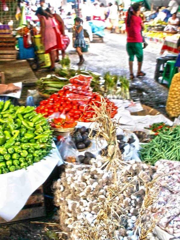 Oaxaca markt
