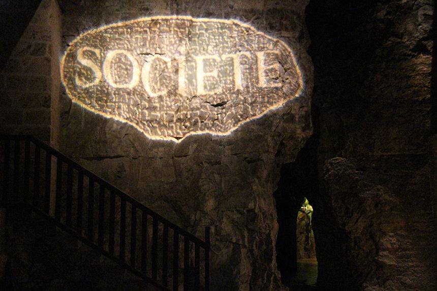 Hoofdkwartier Roquefort