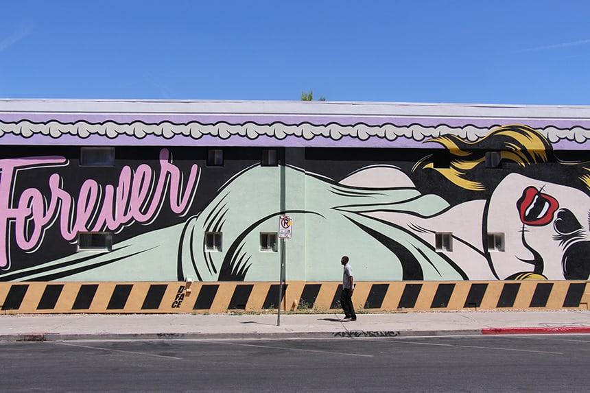 mural Las Vegas