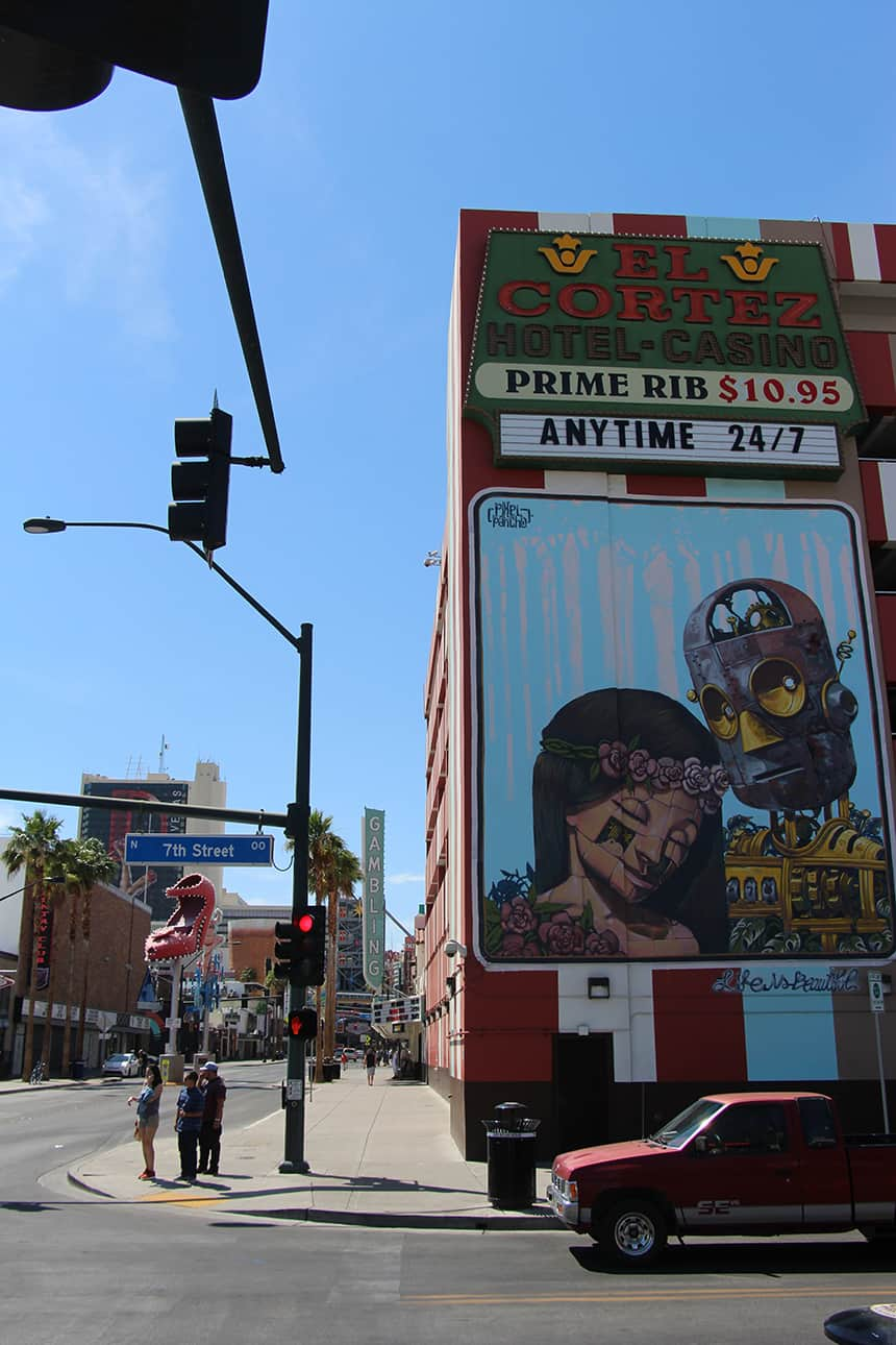 streetart Las Vegas