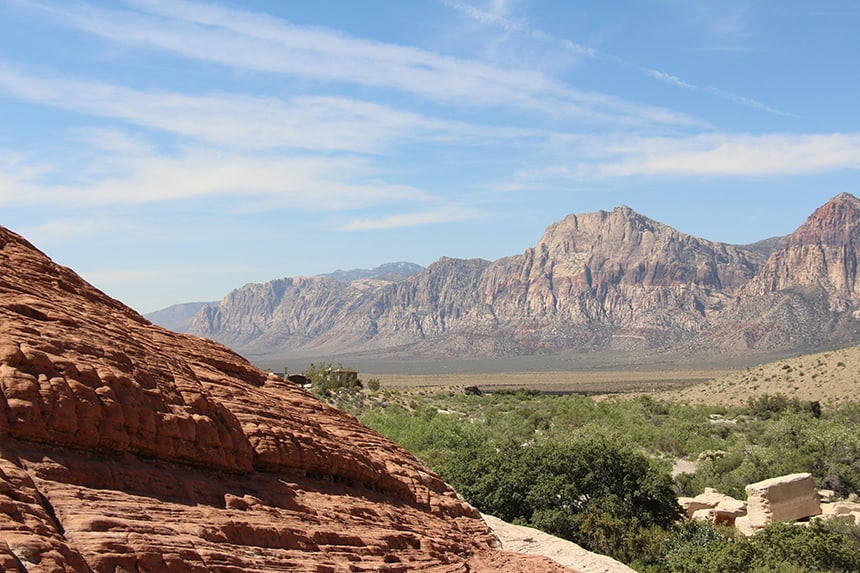 Red Rock Overlook