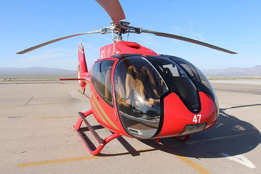 Helikopter Las Vegas