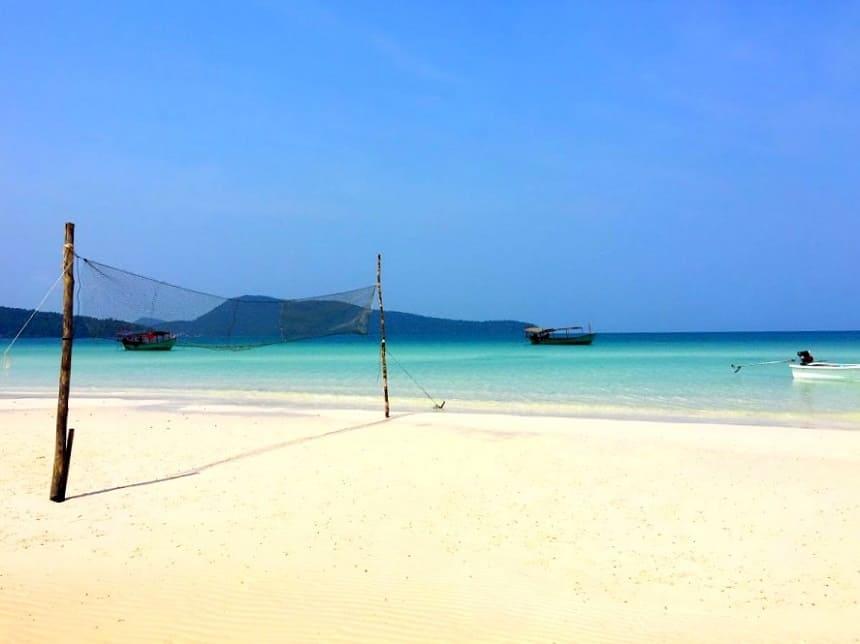 Koh Rong Samloem: a little bit of paradise