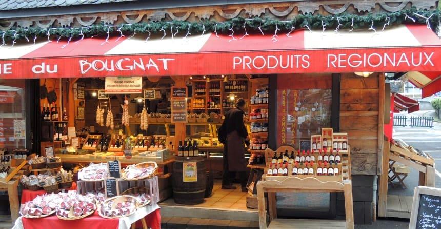 Smullen van regionale producten kan overal.