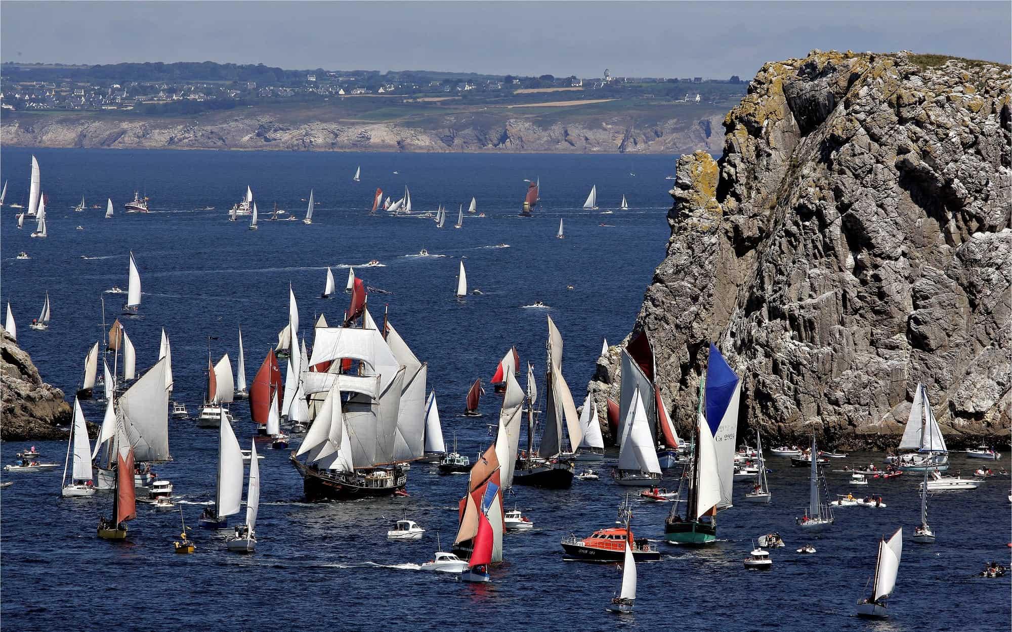 Bretagne festivals