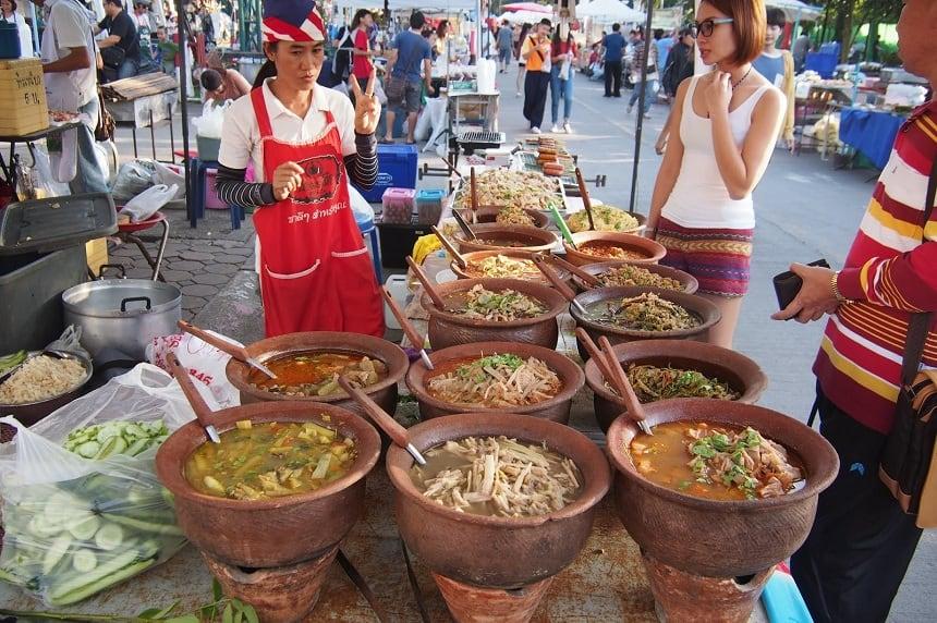 Chiang Rai eten