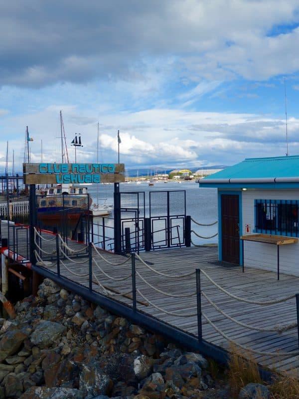 Club Nautico Ushuaia