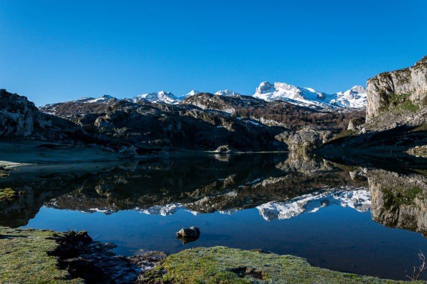 De idyllische meren van Covadonga