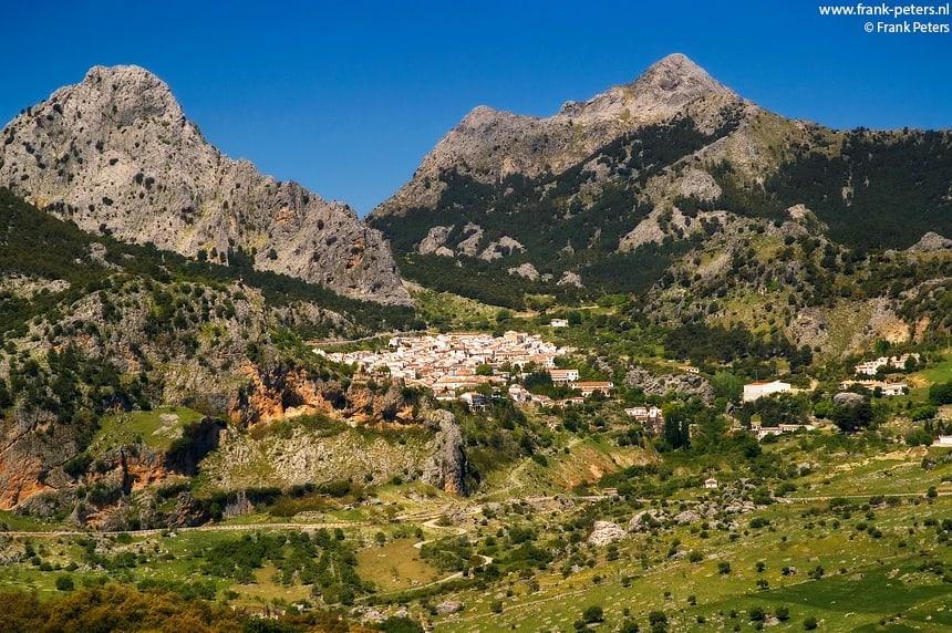 Grazalema, Andalusie, Spanje