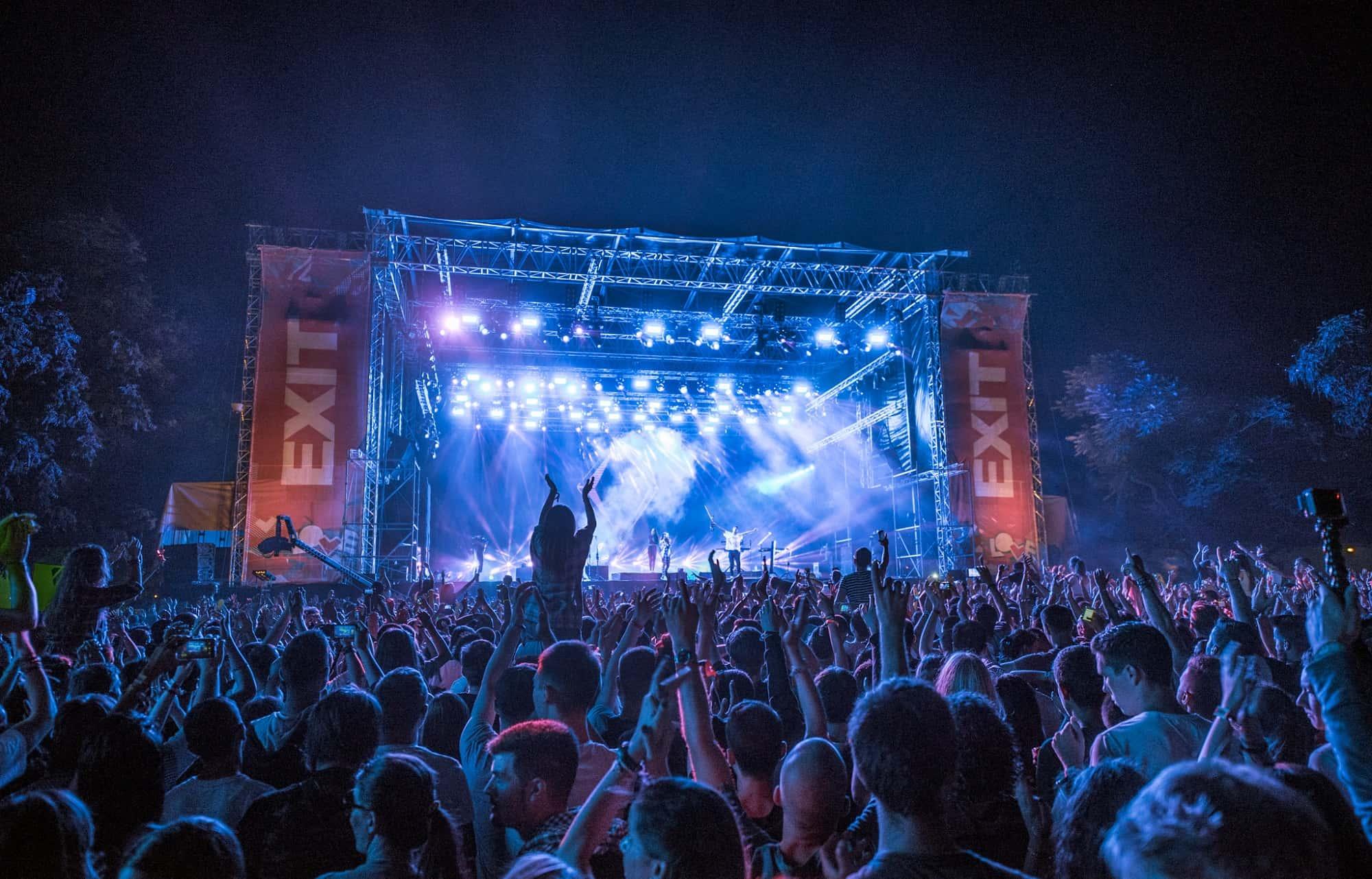 EXIT Festival 2015 Servië