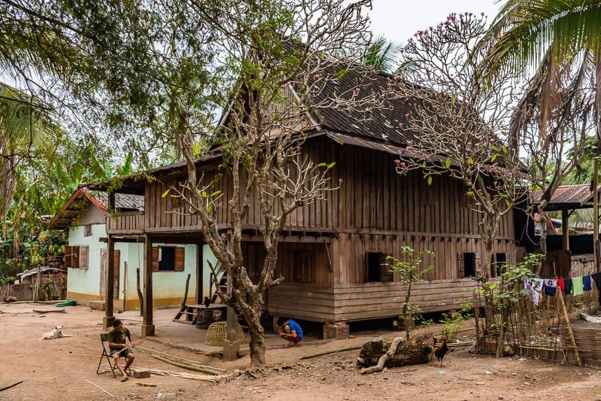 Het dorp aan de overzijde