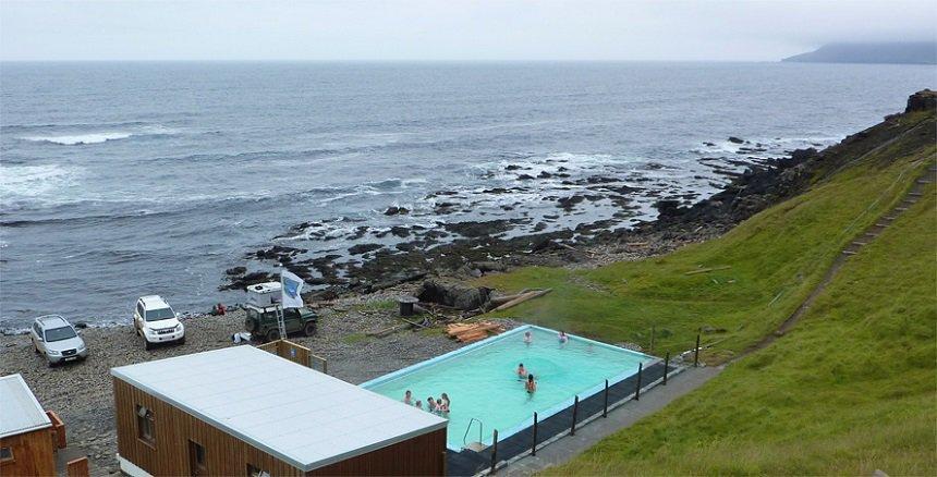 Nordurfjördur IJsland