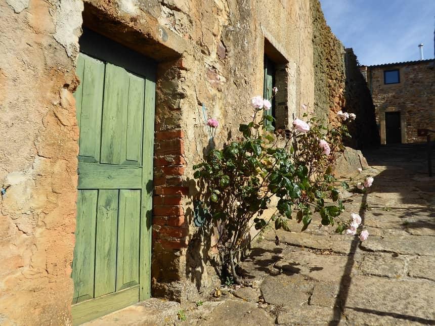 Een van de Aldeias Históricas: Castelo Rodrigo