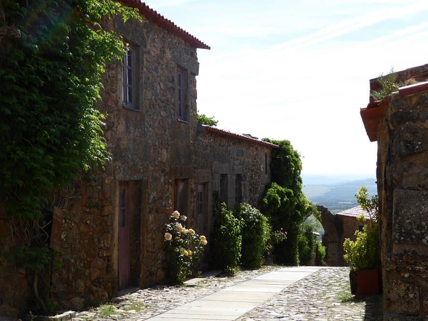 Centro de Portugal: prachtige, middeleeuwse straatjes in Castelo Rodrigo