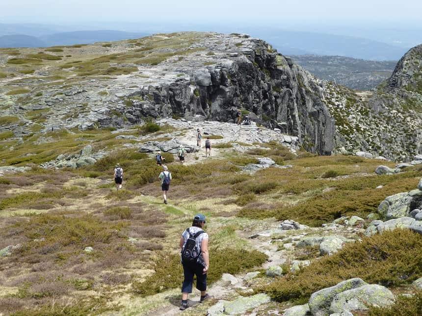 Ontdek de eindeloze wandeltochten door Serra da Estrela