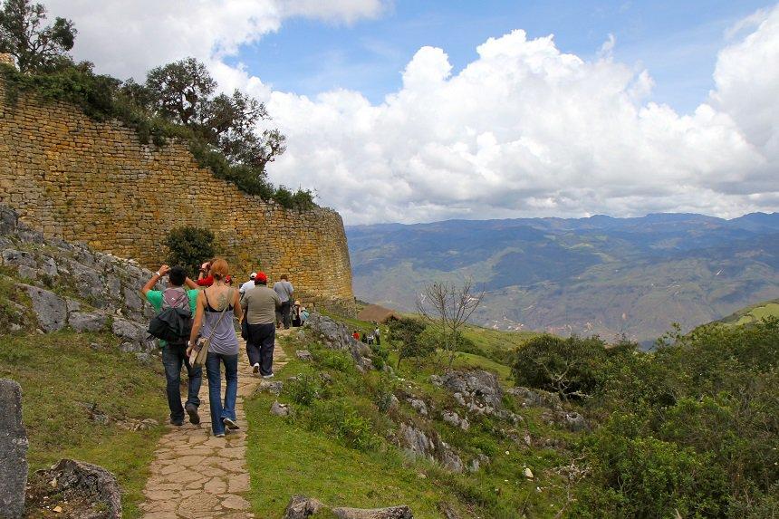 Peru Kuélap