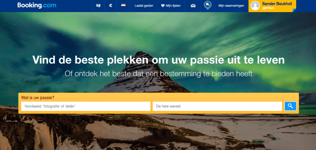 Booking.com-destination-finder