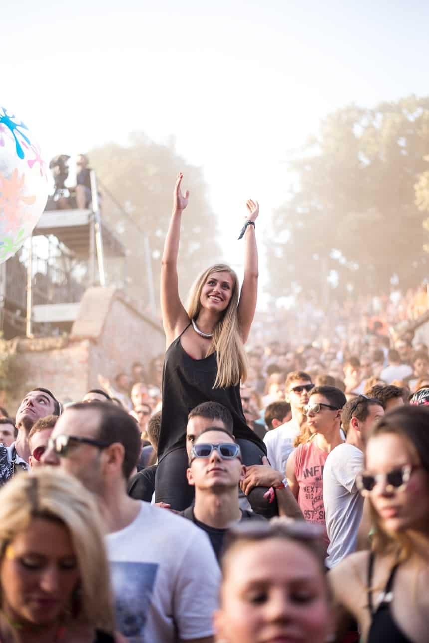 Servie EXIT Festival