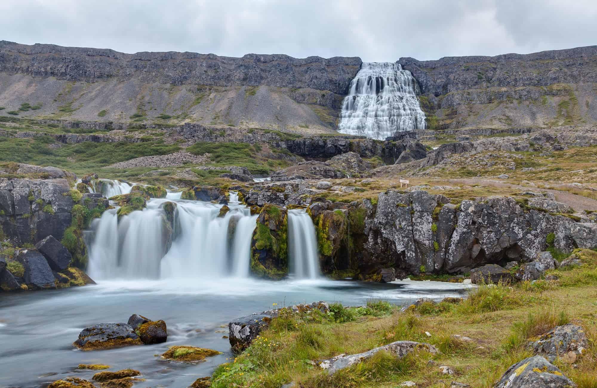 Vestfirðir Iceland