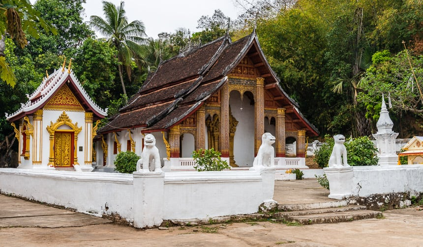 Wat Xieng Mene Sai Ya Set Tha Ram