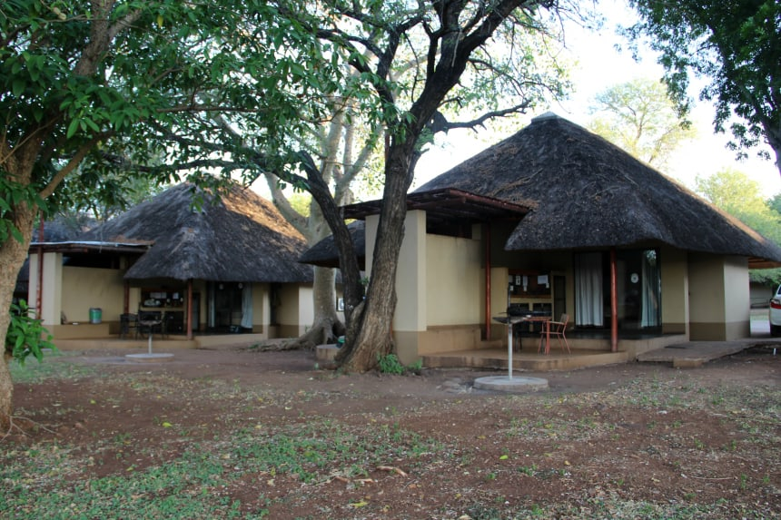 Overnachten in Kruger National Park is onvergetelijk!