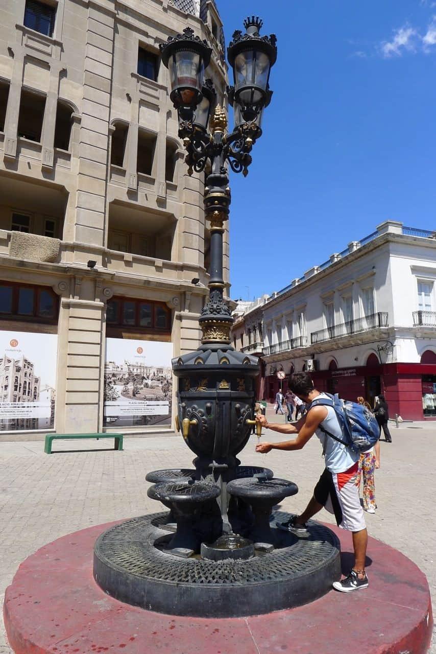 drinkwater uruguay