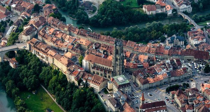 FRIBOURG REGIO - Fribourg.