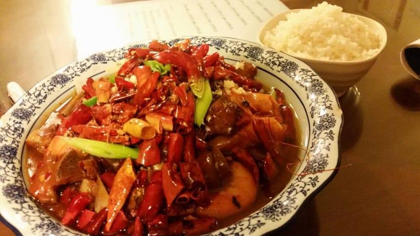 Simpel restaurantje Beijing