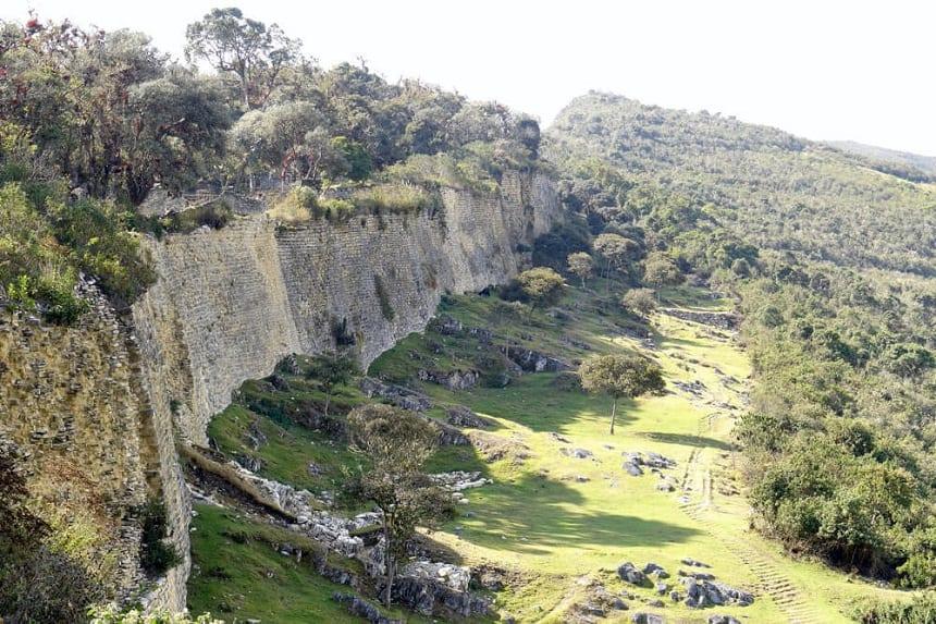 het alternatieve Machu Picchu