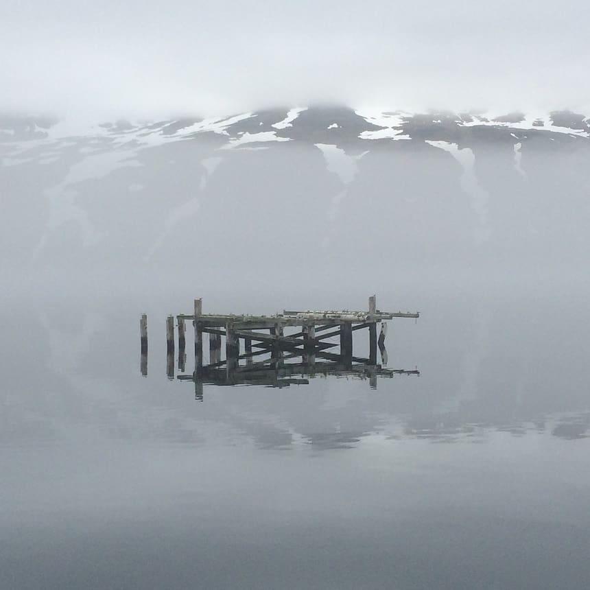 mist in IJsland